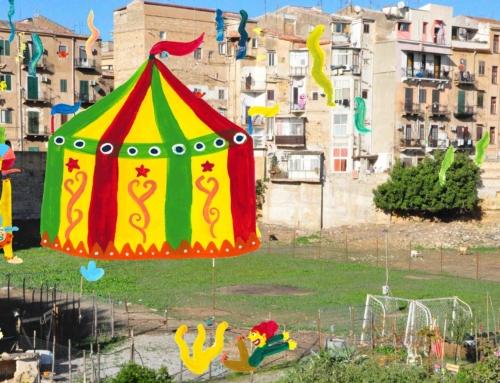 A ciascuno la sua parte: Danisinni Circus