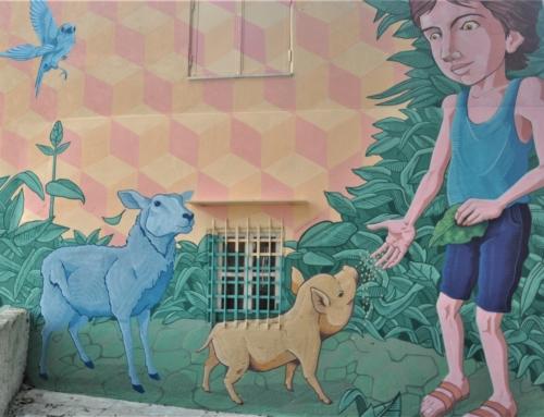 L'arte di vedere. L'opera di Paulo Auma a Danisinni