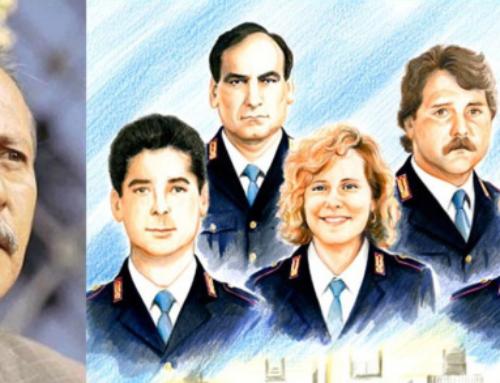 Paolo Borsellino e cinque agenti di scorta, il ventisettesimo anniversario