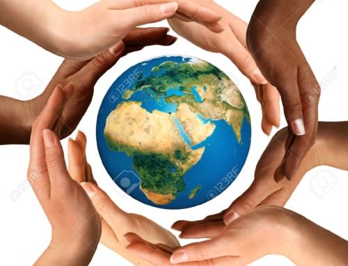 Il mondo si è scoperto interdipendente