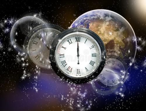 """""""il tempo è superiore allo spazio""""."""